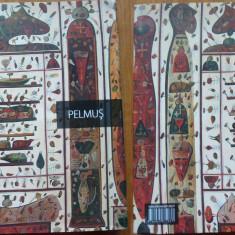 Stefan Pelmus , Album , 2013 , cu o guasa originala pe foaia de garda
