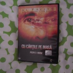 DVD film People I Know ( Al Pacino, Tea Leoni, Ryan O'Neal) - 2002