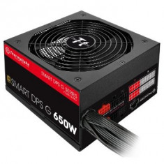 Sursa Thermaltake Smart DPS G Digital, 650W, ventilator 140 mm, PFC Activ - Sursa PC