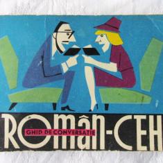 """GHID DE CONVERSATIE ROMAN - CEH"", Teodora Dobritoiu-Alexandru, 1966, Alta editura"