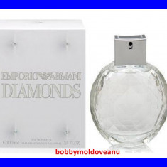 PARFUM DAMA EMPORIO ARMANI DIAMONDS 100ML