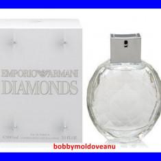 PARFUM DAMA EMPORIO ARMANI DIAMONDS 100ML - Parfum femeie Armani, Apa de parfum