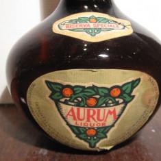 Aurum liquor, riserva speciale, c l.75gr. 40 rare - Lichior