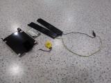 "Difuzoare + caddy +  laptop Lenovo R61i  modelul 15,4"""