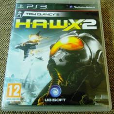 Joc Tom Clancy's HAWX 2, original, PS3, alte sute de jocuri! - Jocuri PS3 Ubisoft, Simulatoare, 12+, Single player