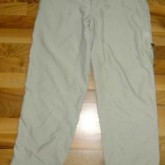 Pantaloni baieti COLUMBIA GRT cred S 30/32 trekking hiking transport inclus