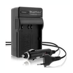 BLUMAX   Incarcator compatibil Panasonic CGR-S006 CGA-S006 CGA-S006E S006 S006E - Incarcator Aparat Foto PATONA