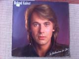 Roland Kaiser In Gedanken Bei dir disc vinyl lp muzica pop 1982 germany hansa, VINIL, Hansa rec