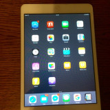Ipad mini 16 Gb, Wifi white + husa originala Apple