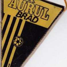 Fanion fotbal AS AURUL BRAD