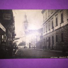 Satu Mare - Carte Postala Banat 1904-1918, Circulata, Fotografie