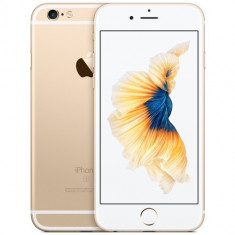 Apple iPhone 6s 16GB Gold/US domestic pack/Original box - Telefon iPhone Apple, Auriu, Neblocat