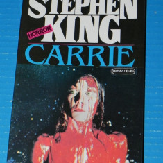 Carrie - Stephen King (05236 - Carte Horror