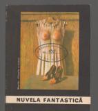 C6663 NUVELA FANTASTICA, NR. 7, OCTOMBRIE, 1990, CORESI, REVISTA DE LITERATURA