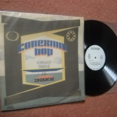 CONEXIUNI BOP:Formatii Sibiene De Jazz Seria;Seria Jazz nr. 15 (1979)(jazz RAR!) - Muzica Jazz electrecord, VINIL