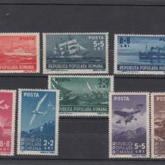 ROMANIA 1948, LP 238, LP 239, MARINA SI AVIATIA, MNH, LOT 1 RO - Timbre Romania, Nestampilat