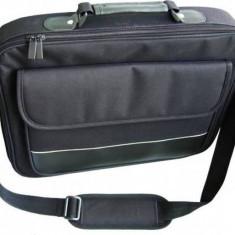 Geanta laptop - GEMBIRD, Peste 18, Nailon, Negru