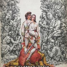 COMOARA DIN PESTERA - Pius Branzeu - Carte educativa