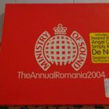 CD original Ministry of Sound - The Annual Romania 2004