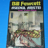 Asediul Aristei - Bill Fawcett Nautilus nemira science fiction (05252 - Carte SF