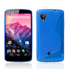 Husa LG Nexus 5 TPU S-LINE Blue