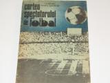"""Carte fotbal """"Cartea spectatorului de fotbal"""" de Chiriac Manusaride"""