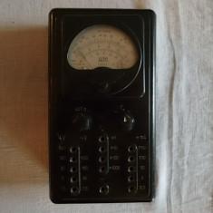 Aparat masura vintage tze 20 - Multimetre