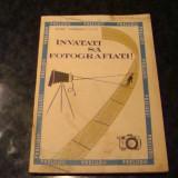 Peytru Voinescu Afiap - Invatati sa fotografiati - 1969