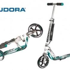 Trotineta HUDORA Big Wheel (din aluminiu+pliabila) cu Transport GRATUIT - Trotineta copii, Unisex