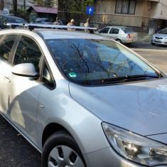 BARE TRANSVERSALE PORTBAGAJ ALUMINIU / Opel Zafira / Opel Astra Caravan