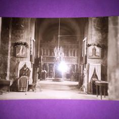 Bukowina - Suceava - Interiorul Manastirii - Carte Postala Bucovina 1904-1918, Circulata, Fotografie