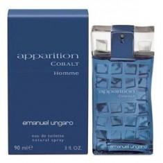 Emanuel Ungaro Apparition Cobalt Homme EDT 90 ml pentru barbati - Parfum barbati Emanuel Ungaro, Apa de toaleta