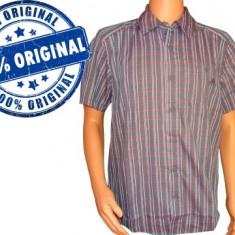 Camasa barbat Adidas Stripe - camasa originala - Camasa barbati Adidas, Marime: M, Culoare: Din imagine, Maneca scurta