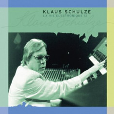 KLAUS SCHULZE LA VIE ELECTRONIQUE 12 (Cd audio) - Muzica House