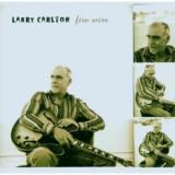 LARRY CARLTON FIRE WIRE CD