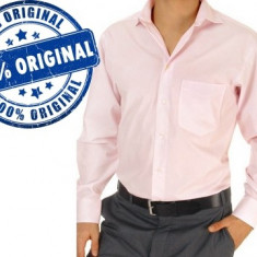 Camasa barbat Oliver Falke - camasa originala - Camasa barbati, Marime: 39, 41, Culoare: Roz, Maneca lunga