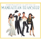 MANHATTAN TRANSFER CHANSON DAMOUR slipcase (CD)