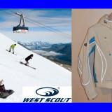 Costum Schi Femei West Scout Diamond 10.000 mm membrana Marime S Reducere 59%