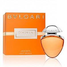 Bvlgari Omnia Indian Garnet EDT Parfum de buzunar 25 ml pentru femei - Parfum femeie Bvlgari, Apa de toaleta
