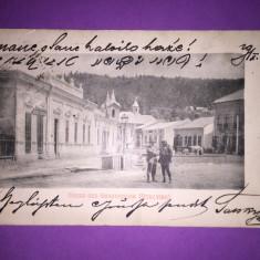 Bukowina - Gura Humorului - Carte Postala Bucovina 1904-1918, Circulata, Fotografie