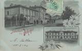 SALUTARI DIN DOROHOI  GIMNAZIUL GRIGORE GHICA  CAZARMA  RGM VIII  CIRCULATA 1904