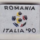 bnk ins Insigna Romania Italia `90