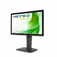 Monitor LED Hannspree HannsG HP Series 245HJB, 16:9, 23.8 inch, 8 ms, negru - Monitor LED HP