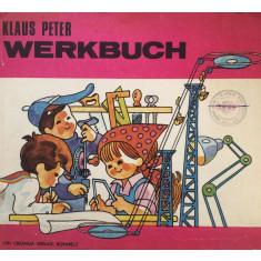 WERKBUCH - Klaus Peter (carte educativa pentru copii in limba germana)