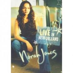 NORAH JONES Live In New Orleans (dvd) - Muzica Corala