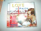 CD muzica: Love In Paris