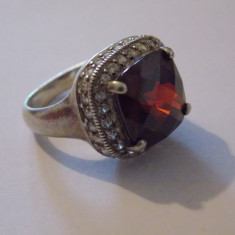 Inel argint zirconii - 268