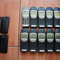 10 x Nokia 6210, Negru, Neblocat