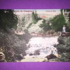 Bukowina - Campulung - Praval de Deia - Carte Postala Bucovina 1904-1918, Circulata, Fotografie