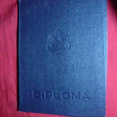 Diploma carnet Facultatea Instalatii si Utilaj 1963 - Diploma/Certificat
